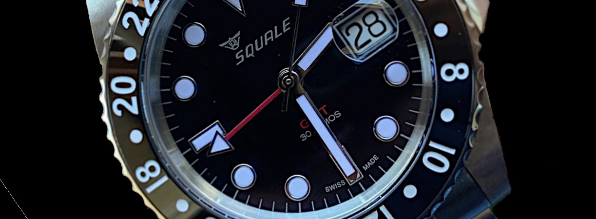 Squale 1545 Dive Watch