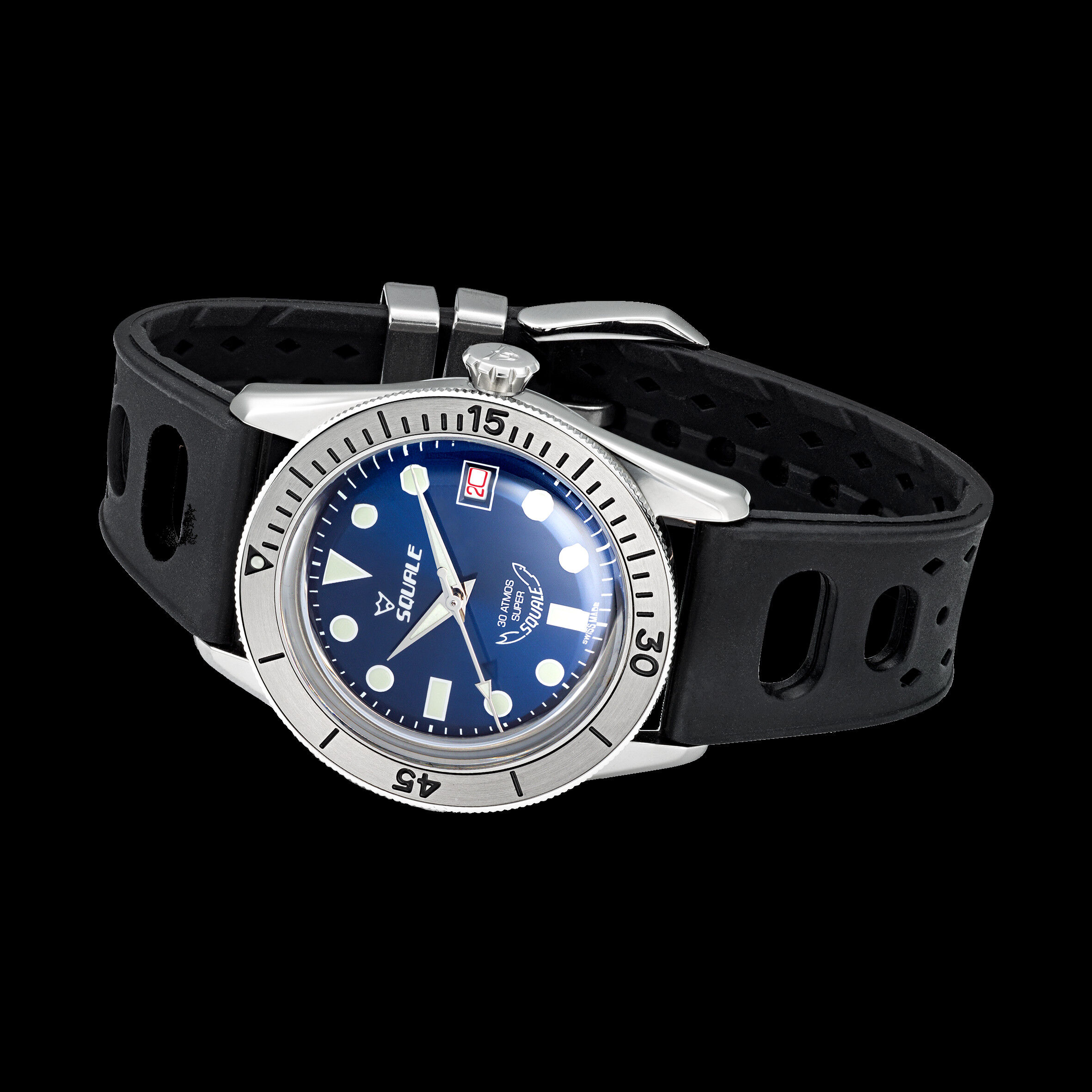Squale SuperBlue SUB-39 Dive Watch