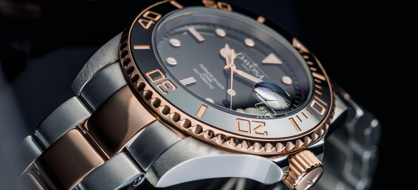 Davosa Ceramic Dive Watches
