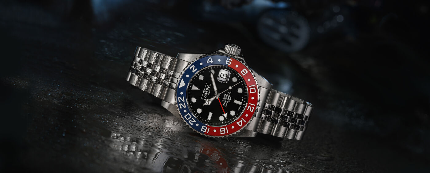 Davosa Professional GMT Dive Watches