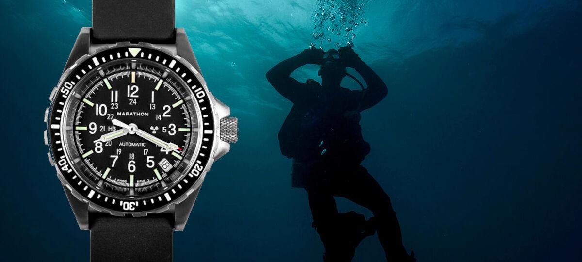 Marathon SAR Dive Watch