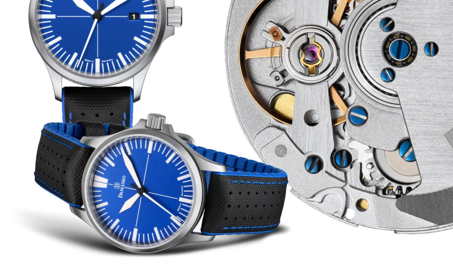 Damasko DK3X Watches