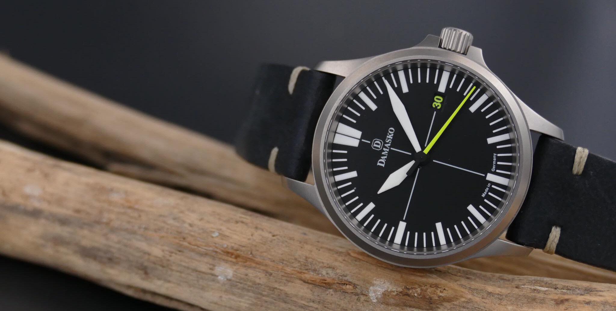 Damasko DS30 Watches