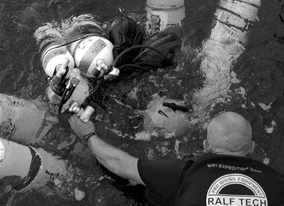 Ralf Tech - Champion Divers