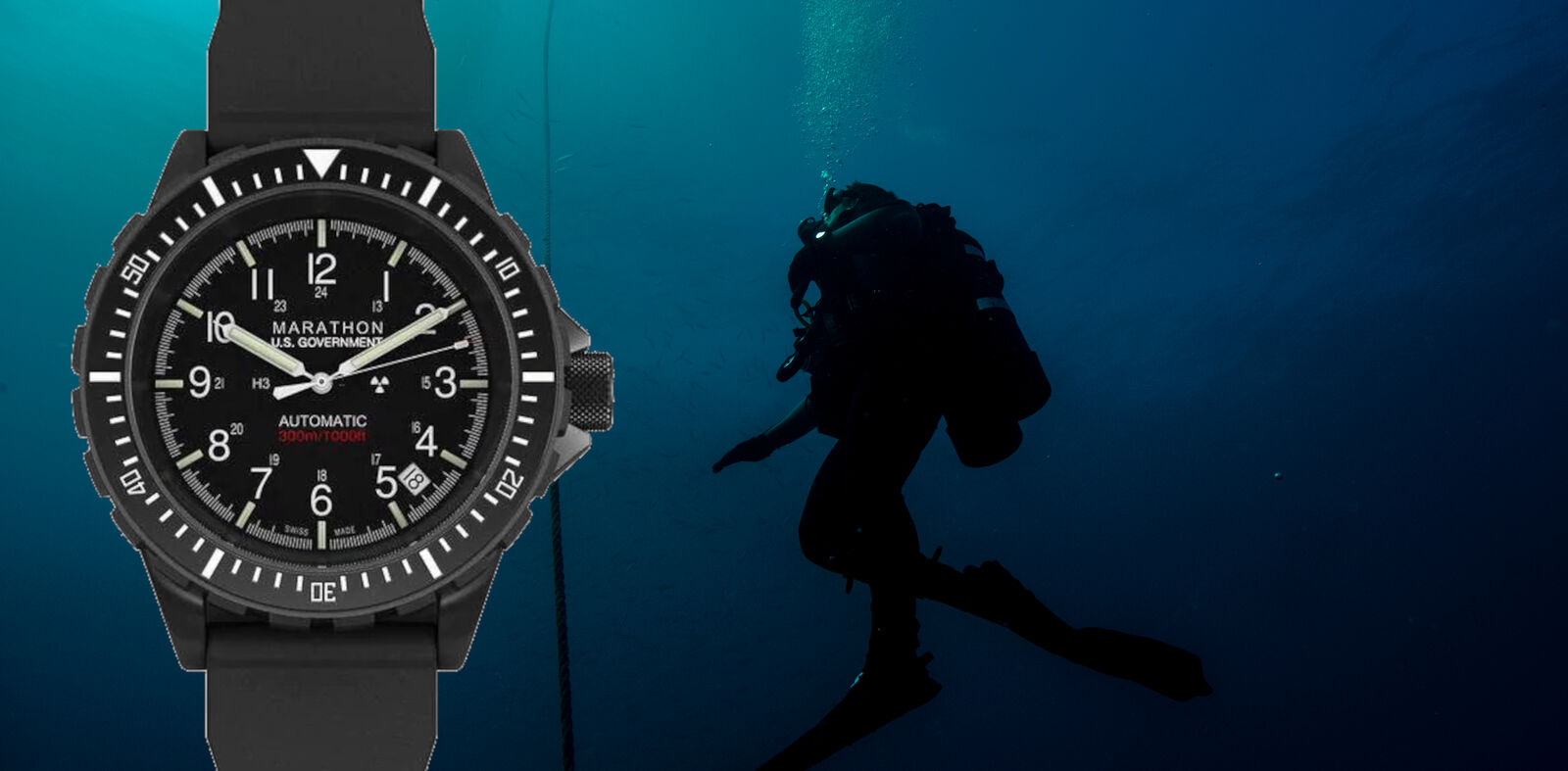 Marathon SAR Dive Watch