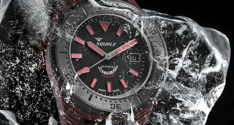 Squale T-183 Dive Watch
