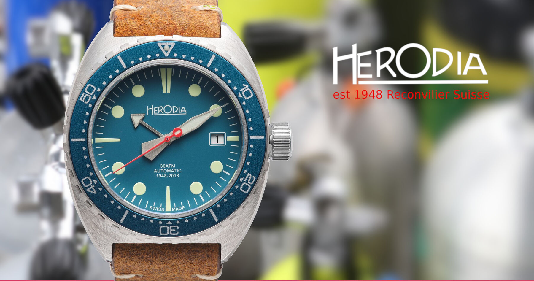 Herodia Watches