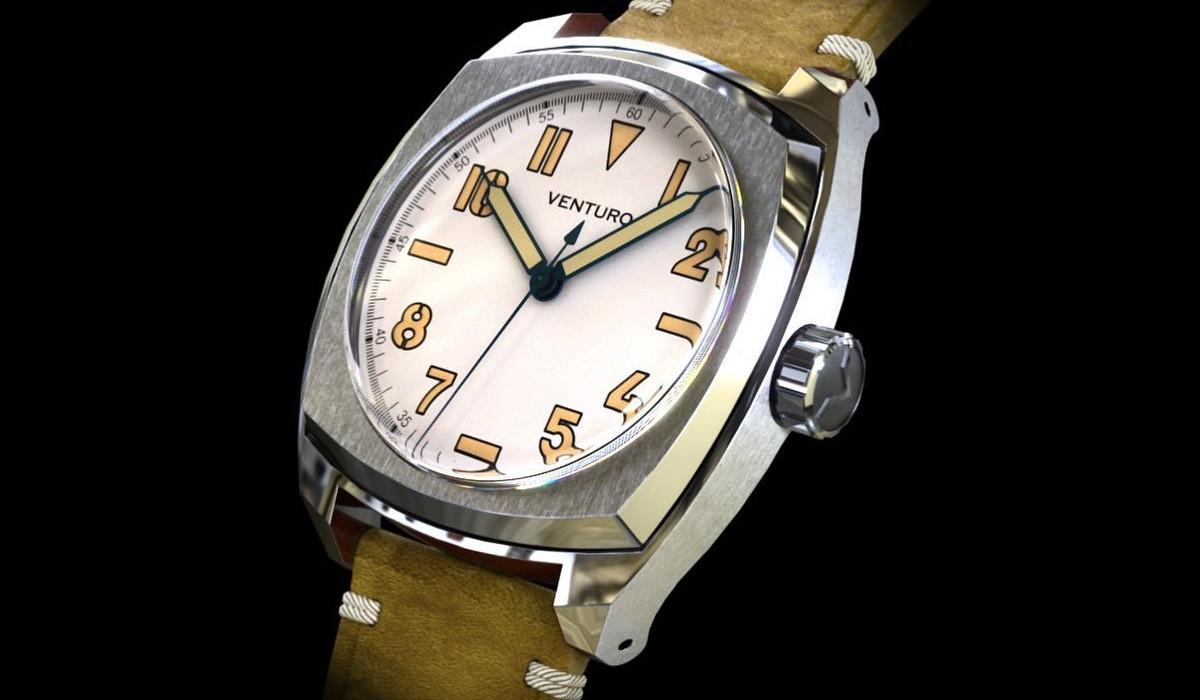 Venturo Field Watch #2 by Gruppo Gamma