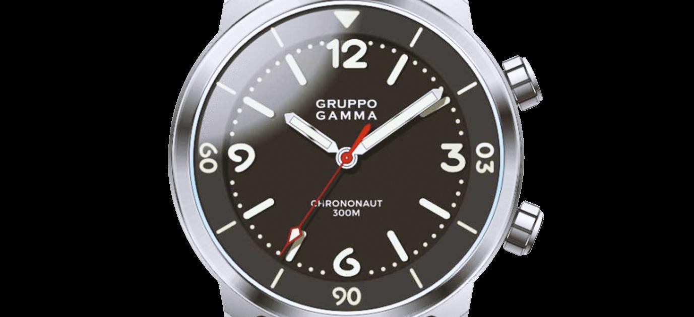 Gruppo Gamma Chrononaut Dive Watch