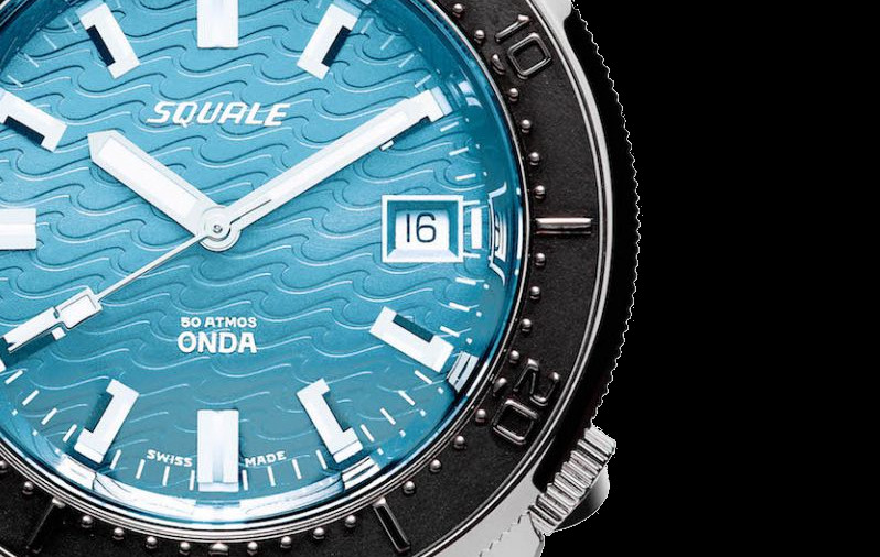 Squale Onda Dive Watch