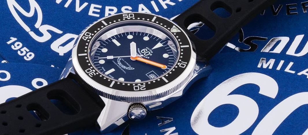 Squale Limited Edition Dive Watches