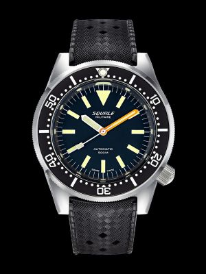 Squale 50 atmos 1521 Militaire Polished