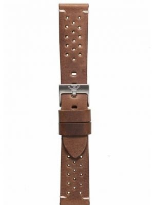 Squale Perforated Leather Strap