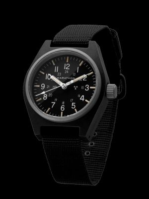 Marathon GPM Field Watch - Black NGM