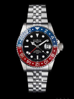 Davosa Ternos Professional GMT TT Blue-Red Dive Watch