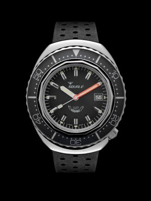 Squale 101 atmos 2002 - Grey Polished