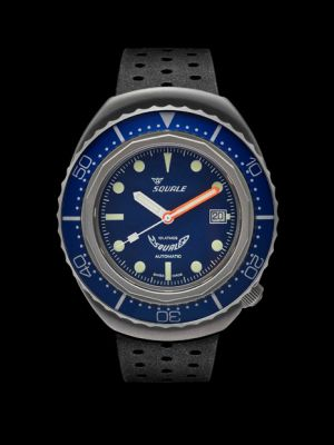 Squale 101 atmos 2002 - Blue Dots Blasted