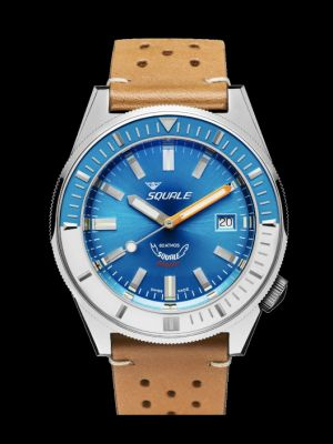 Squale 60 atmos Squalematic Dive Watch - Blue