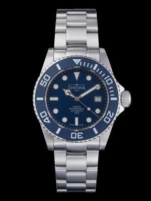 Davosa Ternos Professional Matt Suit Blue Dive Watch