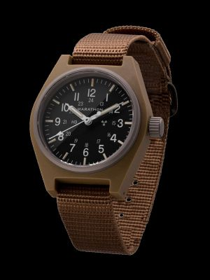 Marathon GPM Field Watch - Desert Tan NGM