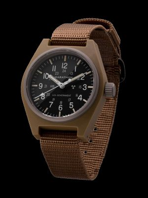 Marathon GPM Field Watch - Desert Tan