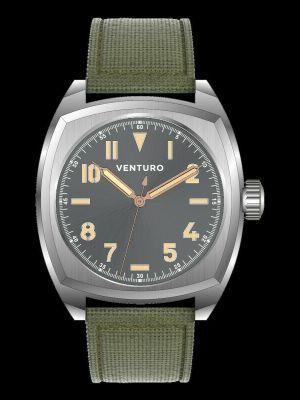 Venturo Field Watch #2 Grey Sunburst