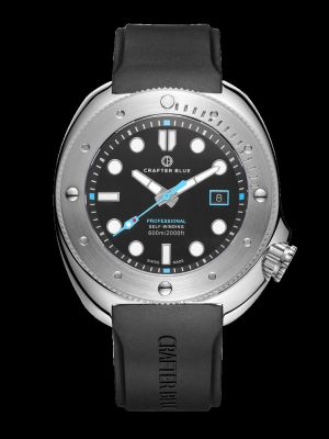 Crafter Blue Hyperion Ocean 600m Professional Dive Watch