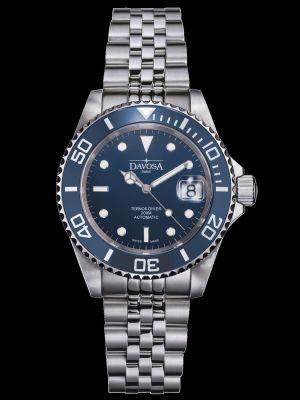 Davosa Ternos Ceramic Blue Dive Watch