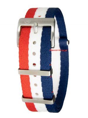 Marathon 20mm Seat-belt Weave Nylon NATO Strap