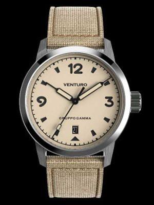 Venturo Field Watch #1 - Cream Dial