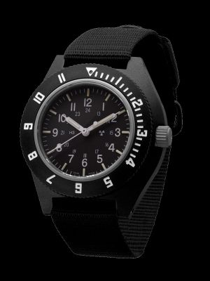 Marathon Pilot Navigator Watch - Black NGM