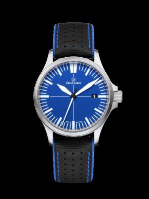 Damasko DS30 Watch - Ocean