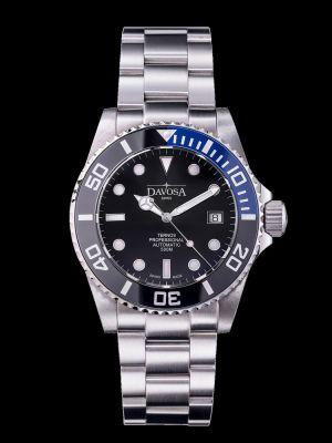 Davosa Ternos Professional TT Black-Blue Dive Watch