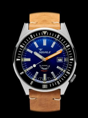 Squale 60 atmos Squalematic Deep Blue
