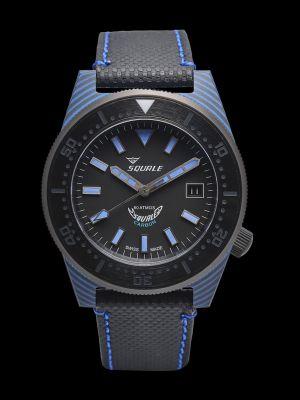 Squale T-183 Carbon - Blue