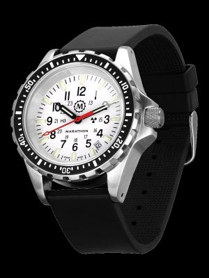 Marathon Arctic MSAR Search and Rescue Dive Watch - Quartz