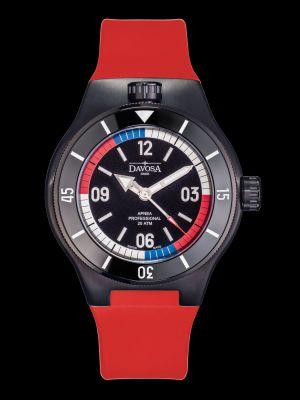 Davosa Apnea Diver Black Dive Watch