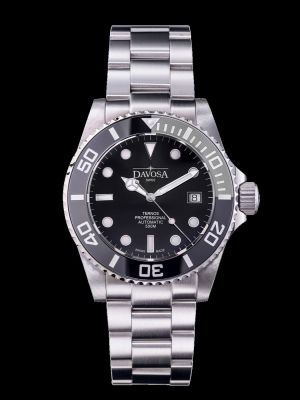 Davosa Ternos Professional TT Black-Grey Dive Watch