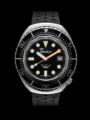 Squale 101 atmos 2002 - Black Dots Blasted