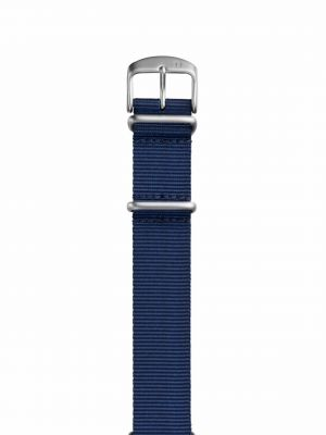 Damasko Nylon Nato Strap - Blasted Buckle