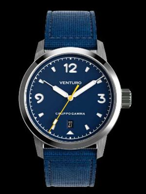 Venturo Field Watch #1 - Blue Dial