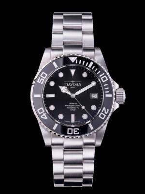 Davosa Ternos Professional Black Dive Watch