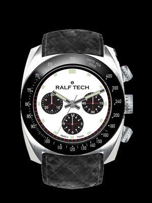 Ralf Tech WRV Tachymètre Panda Chronograph Watch