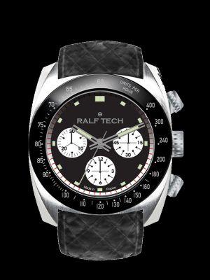 Ralf Tech WRV Tachymètre Inverse Panda Chronograph Watch