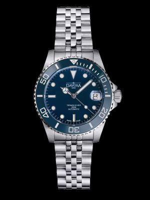 Davosa Ternos Medium Blue Dive Watch