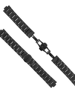 Marathon 20mm Anthracite Stainless Steel Bracelet