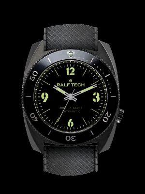 Ralf Tech WRB Original Black Dive Watch