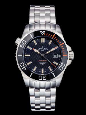 Davosa Argonautic Lumis T25 Orange Dive Watch