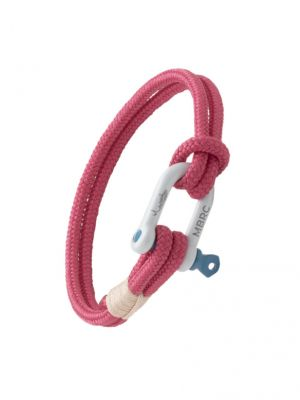 MBRC Double Rope Bottle Bracelet - Pink