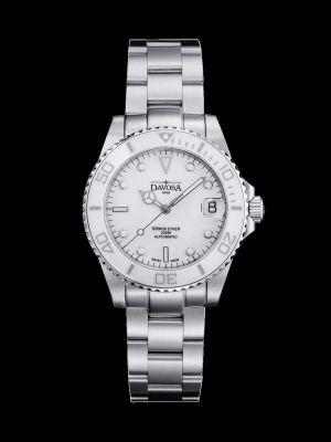Davosa Ternos Medium White Trialink Dive Watch